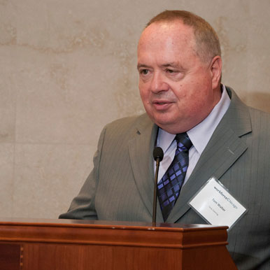 Tom Walter Speaking Event